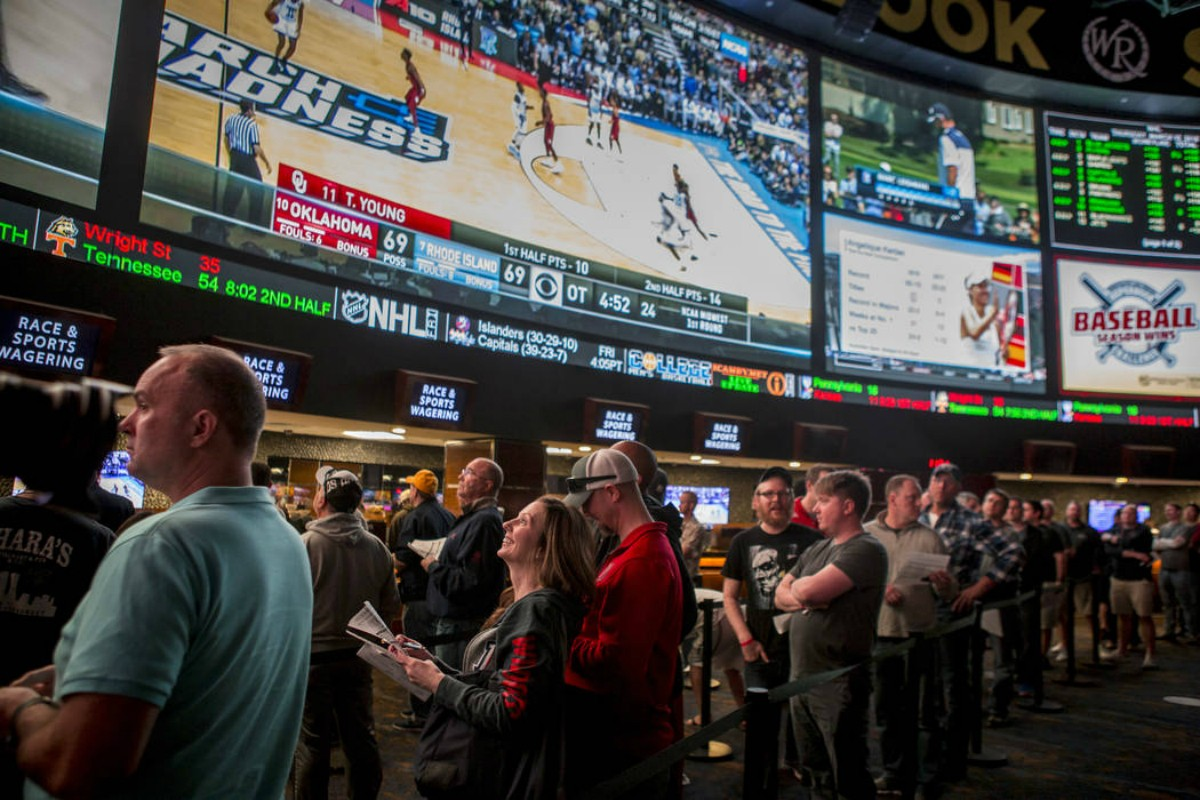 Sports Betting In The United States