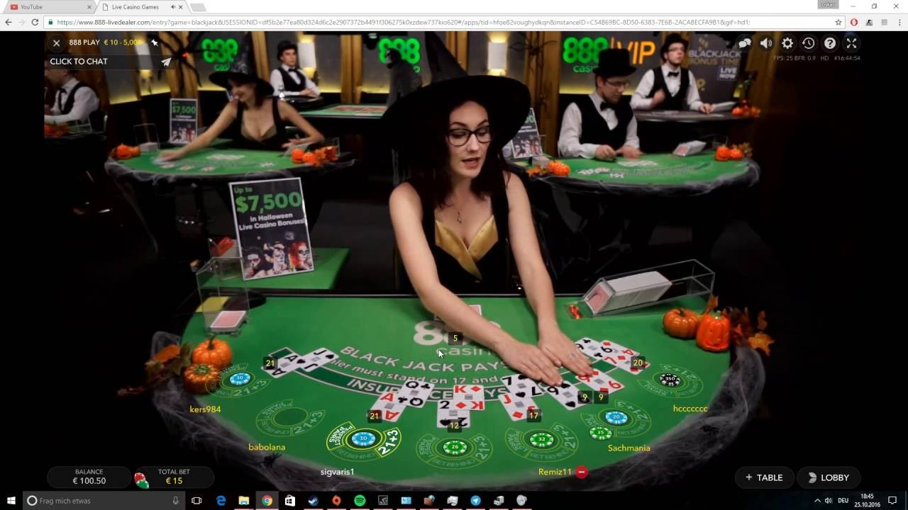 Blackjack Online – Modern-day