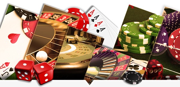 Gambling games to choose from