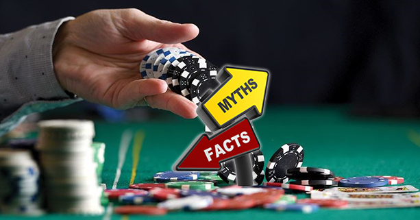 Don't Believe These Misconceptions About Online Casinos!