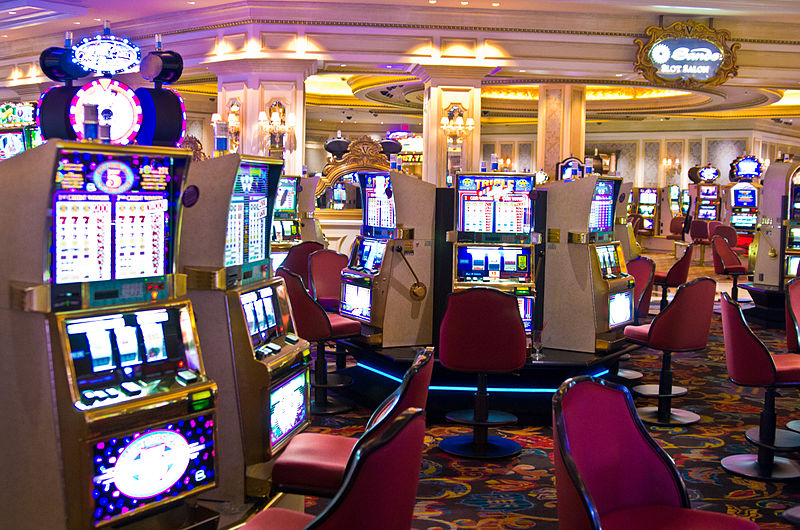 Fascinating slot machines are available, are you ready to win!