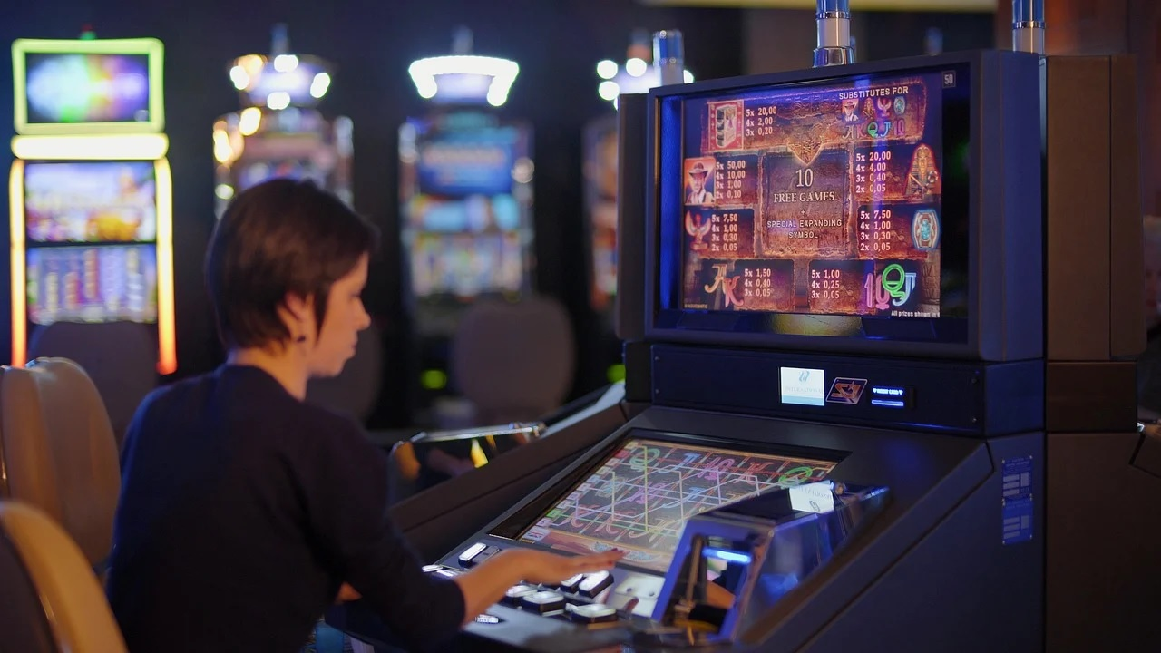 Online Slot Machine Gambling Bonuses