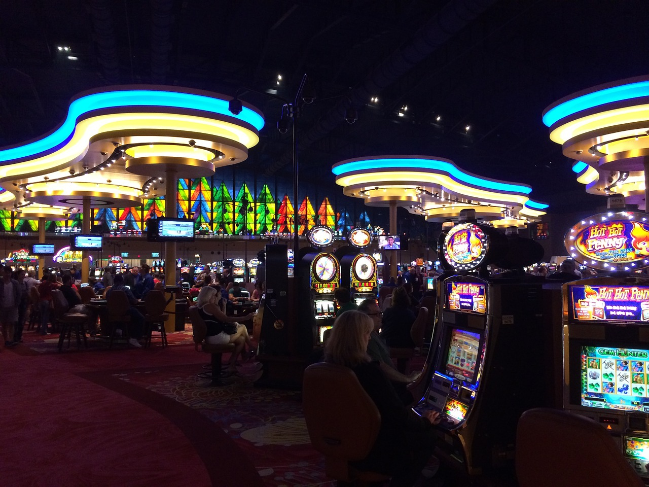 Choosing The Most Suitable Online Casino Games