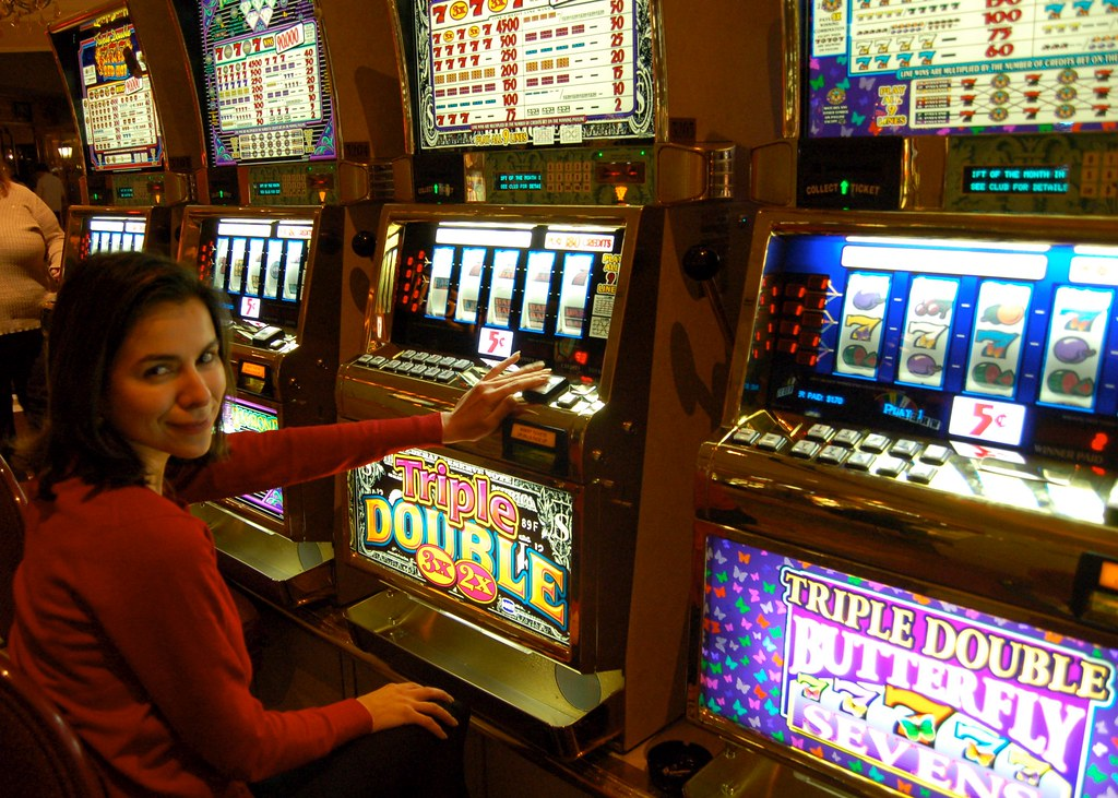 Tips for getting started at slot game